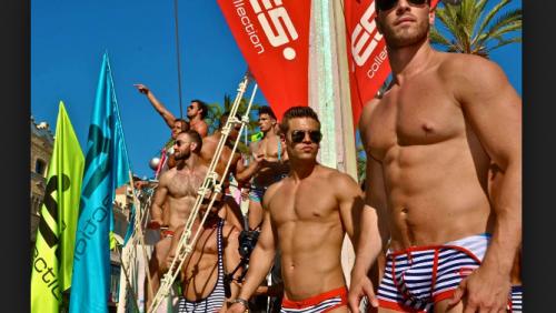 Hotel aanbiedingen tijdens Gay Pride Zandvoort