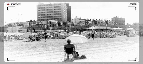 Strand Zandvoort aan zee