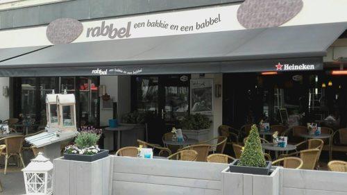 Rabbel lunchroom Zandvoort