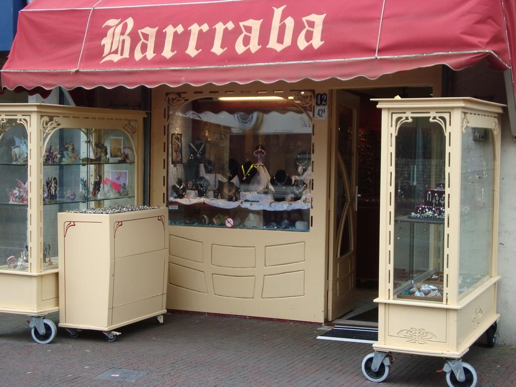 Barrraba sieraden Zandvoort