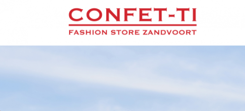 Confet-ti Zandvoort