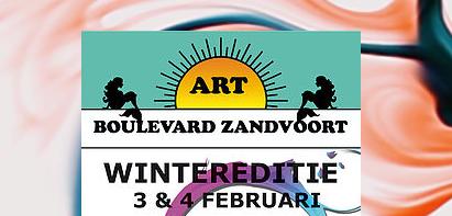 Art Boulevard Zandvoort Wintereditie 2018
