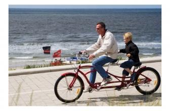 Behind The Beach Bike Rental Fietsverhuur